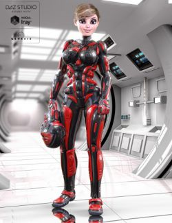Astraios Ranger for Genesis 3 Female(s)