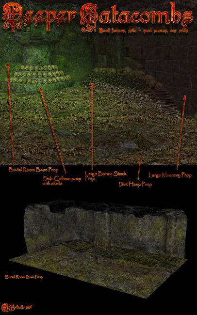 Deeper Catacombs