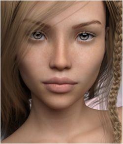 P3D Lara for Genesis 3 Female