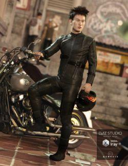 Biker Bandit for Genesis 3 Male(s)