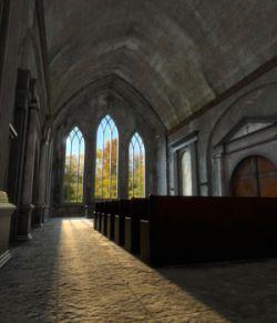 AJ Derelict Church