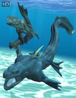 Deep Sea Dragon