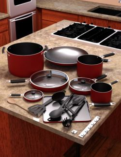 Contemporary Cookware