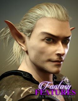 Fantasy Features for Genesis 3 Male(s)