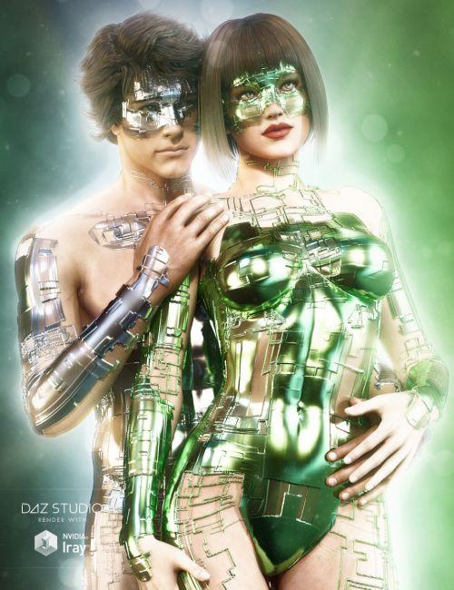 Jepe's Body Jewels 3 for Daz Studio