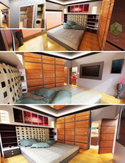 Bedroom Area Set 1