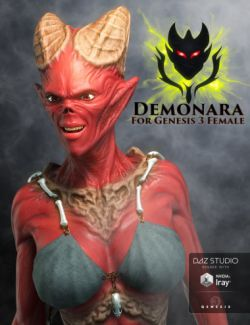 Demonara for Genesis 3 Female