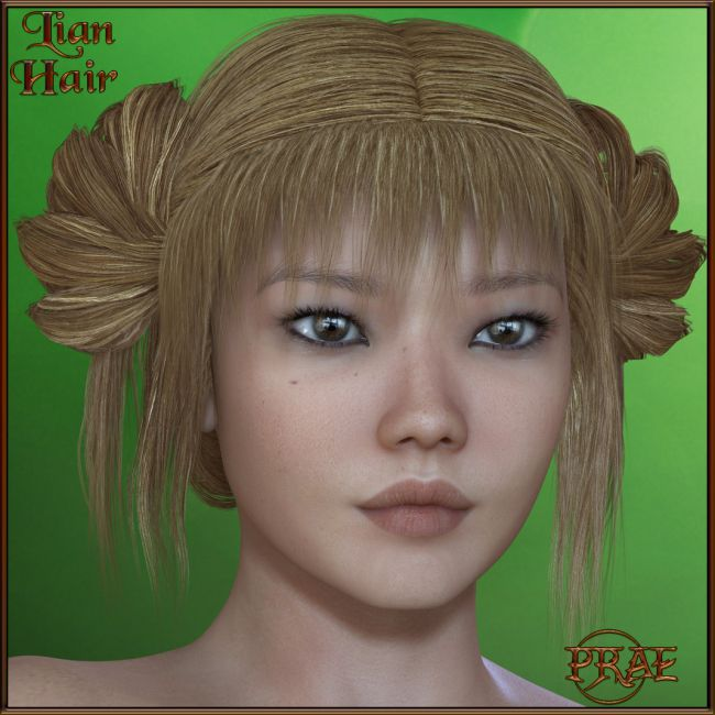 Prae-Lian Hair for V4