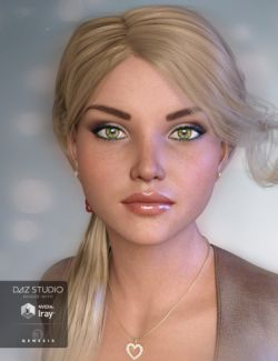 GDN3A Eliza for Genesis 3 Female