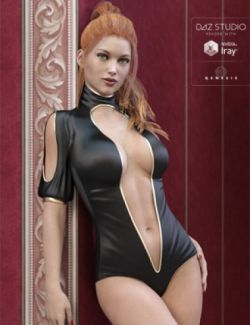Charisma Outfit for Genesis 3 Female(s)