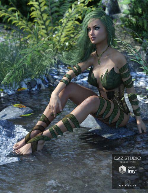 Wild Spirit for Genesis 3 Female(s)