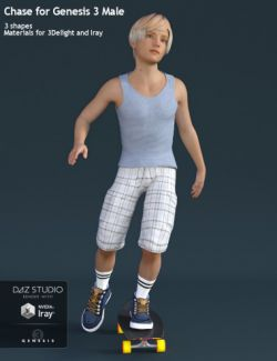 Chase for Genesis 3 Male