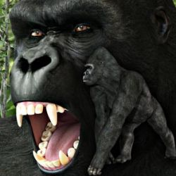 HiveWire Gorilla for Dusk