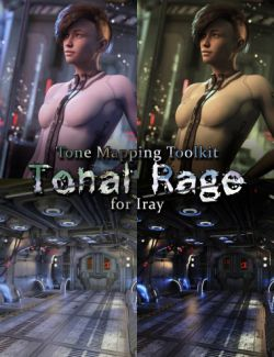 Tonal Rage - Tone Mapping Toolkit for Iray