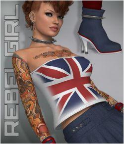 RebelGirl - Outfit V4