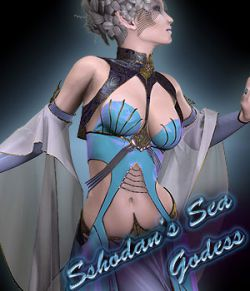 Sshodan's Sea Godess for V4