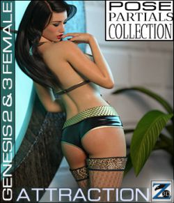 Z Attraction- Pose Separates Collection- G2F-V6/G3F-V7
