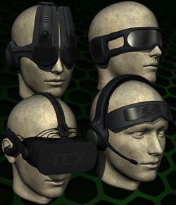Cyber Headsets