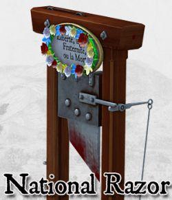 Reign of Terror: National Razor