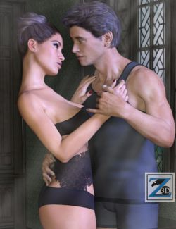 Z Everlasting- Poses for Genesis 3 Male & Female
