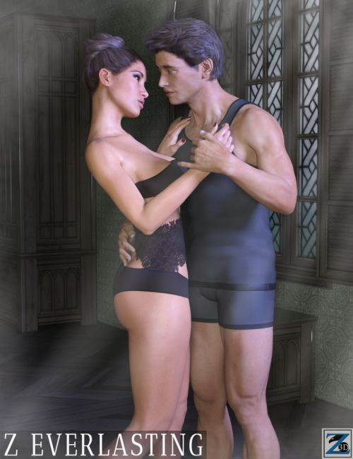 Z Everlasting - Poses for Genesis 3 Male & Female