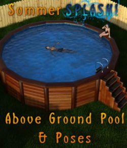 Summer Splash Above Ground Pool