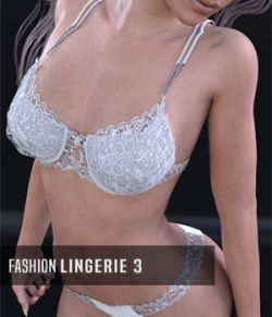 Fashion Lingerie 3 for G3F
