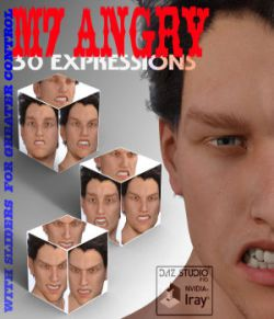 M7 ANGRY EXPRESSIONS