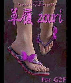 ZOURI -Romancing_Kunoichi- for G2F