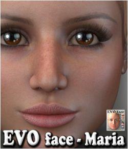 EVO face- Maria