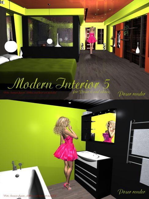 AJ Modern Interior 5