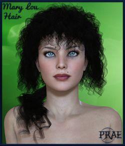 Prae-Marylou Hair