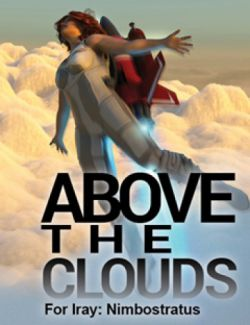 Above the Clouds for Iray: Nimbostratus