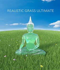 Realistic Grass Ultimate