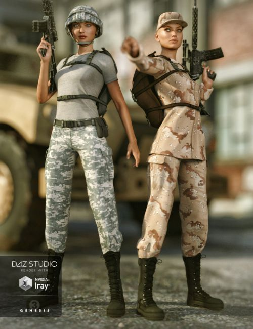 Army Uniform Textures