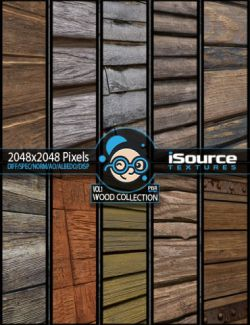 Wood Collection- Vol1