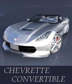 Chevrette Convertible