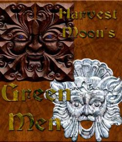 Harvest Moons Green Men