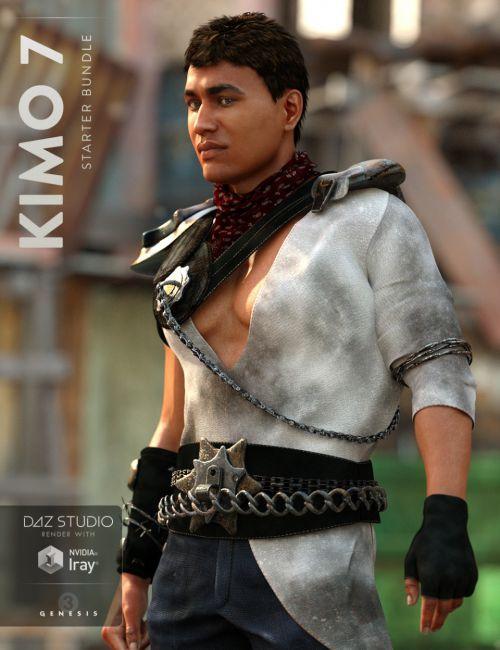Kimo 7 Starter Bundle