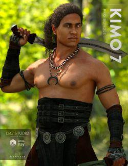 Kimo 7 Pro Bundle
