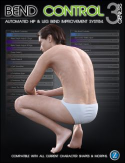 Bend Control for Genesis 3 Male(s)