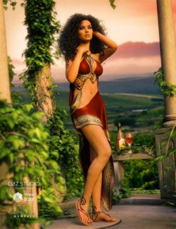 Belladonna poses for Victoria 7 - Volume 1