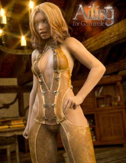 Ailisy for Genesis 3 Female(s)