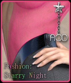 Fashion: Starry Night IRay