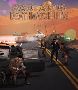 Badlands Deathmatch II for M4