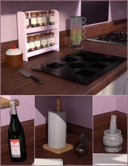 Northern Terrace Kitchen Utensils
