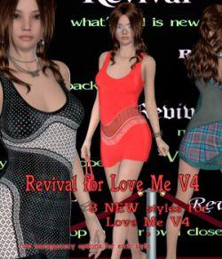 Revival for Love Me V4