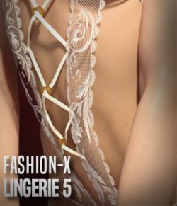 Lacey for Fashion-X Lingerie 5
