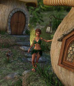 DM's Fairy Sweet Home