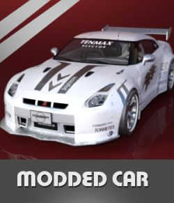 Modded Car